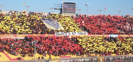 Cittadella Lecce match