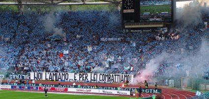 Lazio Juventus match