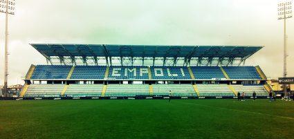 Empoli Frosinone match