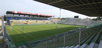 Parma Genoa match
