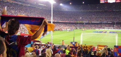 Barcellona Lione Match