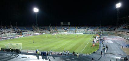Pescara Spezia match