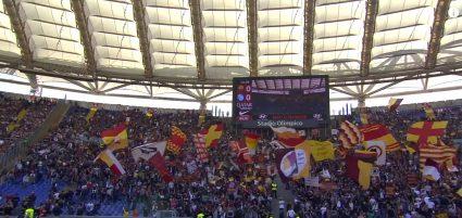 Roma Fiorentina match