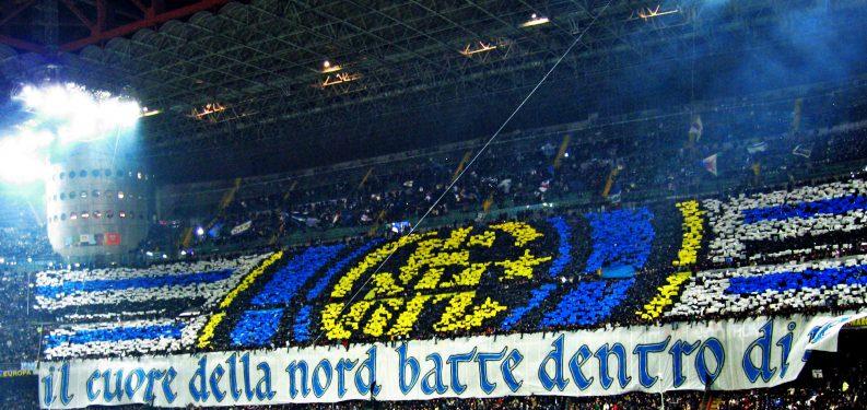 Inter Lazio match