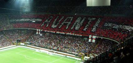 Milan Napoli match
