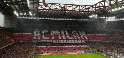 Milan Sassuolo match