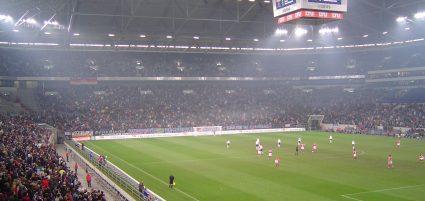 Shalke 04 - Manchsster City Match
