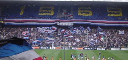 Sampdoria Atalanta match