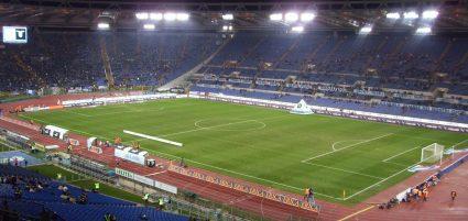 Roma-Spal match