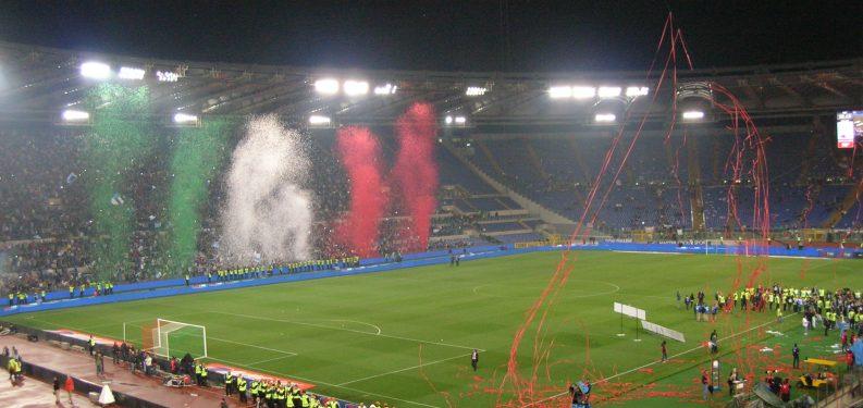 Roma Napoli match
