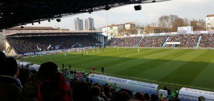 Spal Sampdoria match