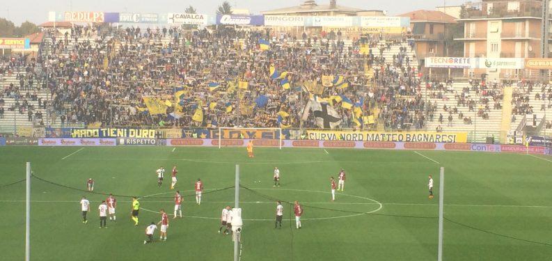 Parma Atalanta match