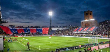Bologna Juventus match