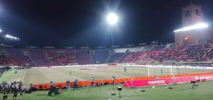 Bologna Sassuolo match