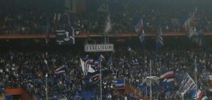 Sampdoria Milan match