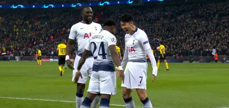 Tottenham Manchester City match