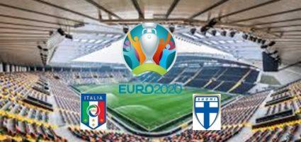 Italia Finlandia match