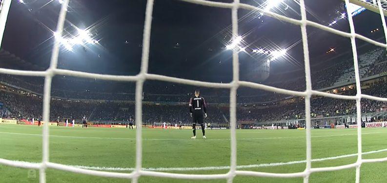 Inter Roma match