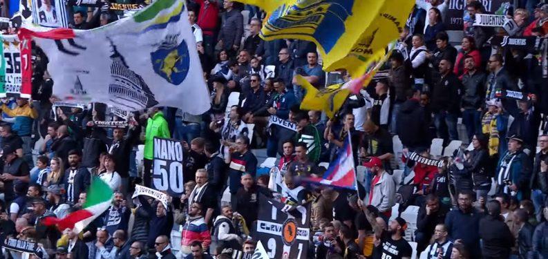 Juventus- Fiorentina Match