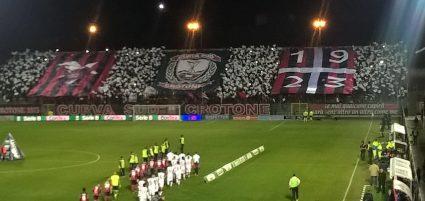 Crotone Lecce match